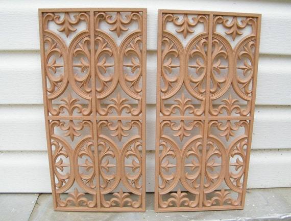 Vintage Pair Of Decorative Furniture By Beneaththerust On Etsy