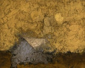 Oil Painting Original by John Shanabrook - 6 x 8 - From a Calendar of Dark Days