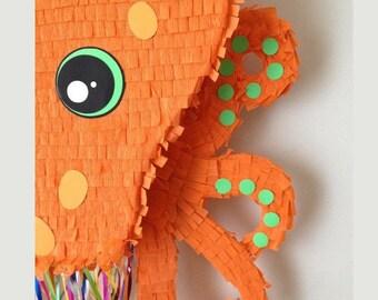 Large Octopus Pinata