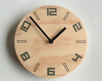 Objectify Even Clock