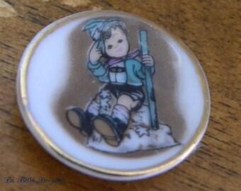 Dollhouse plate