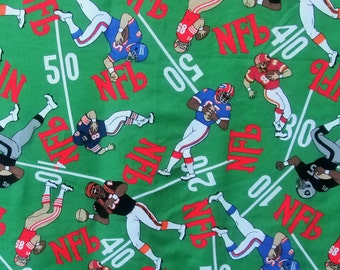 1992 NFL Fabric Free Shipping