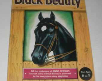 Black Beauty Anna Sewell Adapted by Eleanor Graham Vance Vintage Book 1949