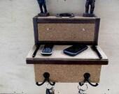 Mail & Key Holder...Display Shelf...Organizer...FREE SHIPPING