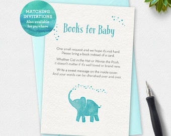 Baby Shower Card Printable ~ Little buck book cards printable bring baby book inserts