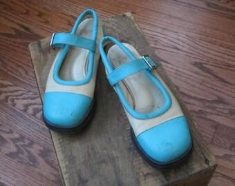 Vintage 90s Fluevog Shoes