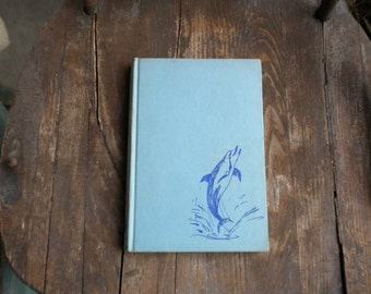 Flipper 1968 By Richard Hardwick In The German Language Vintage Story Of Flipper Illustrated Book