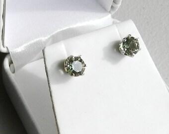 Oregon Sunstone  Earrings  # 11