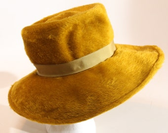 Vintage Fur Hat by Mr. Frank Originals