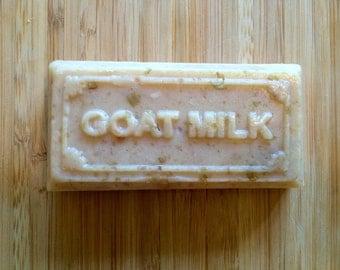 Natural Milk & Honey Soap (Goats-Milk, Honey, and Oatmeal) Item#: OS1006