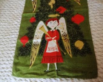 Tammis Keefe Christmas Tea Kitchen Towel