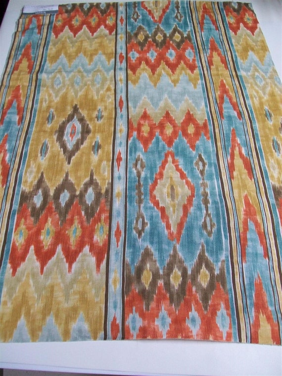 Kravet Home Decor Fabric Java Ikat Pc 25inx35in From