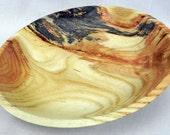 Locust wooden Bowl, 447