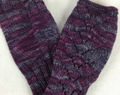 100% Merino Wool Fingerless Gloves, 111