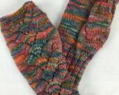 100% Merino Wool Fingerless Gloves, 108