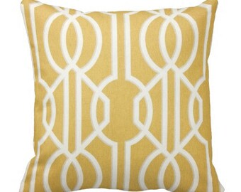 yellow pillows couch pillows decorative pillows trellis throw pillows