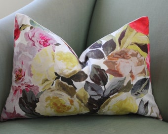 Designer's Guild Orangerie 12 x 18 Inch Cushion Pillow Covers. Ready to ship.
