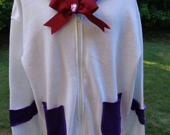 SALE: Original hoodie inspired by Sailor Saturn ready to ship