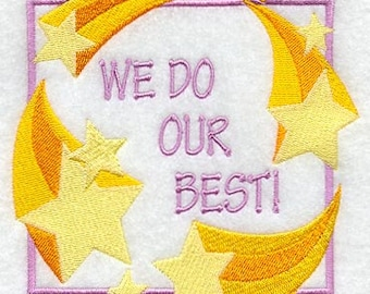 We Do Our Best! - Class Rules