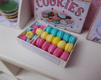 box of macarons, 1.12 th