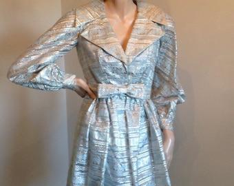 60s Mini GoGo Dress