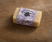 Organic Lavender Goat Milk Soap from Hand Milked Goats that Graze on Organically Managed Pasture