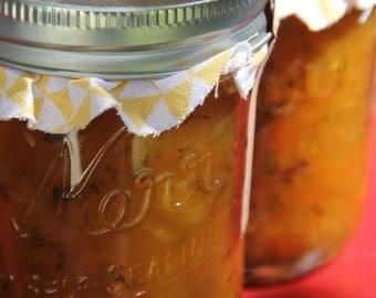 Golden Tomato Salsa Jam - 8oz