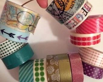 Washi Tape Ring DESTASH planner supply plannerlove