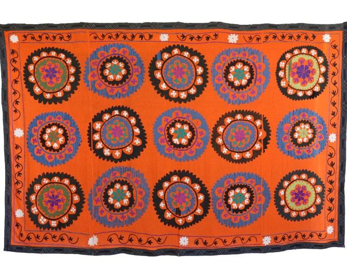 Handmade Vintage Suzani NL3034