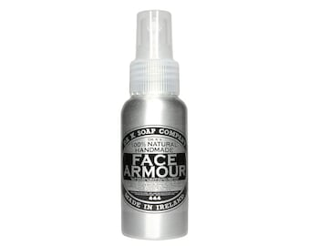 Face Armour, Face and Beard Conditioner, All Natural and Handmade in Ireland