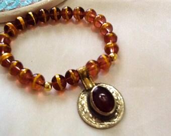 Tribal bracelet , KUCHI bracelet , bohemian bracelet , Gypsy bracelet , indie bracelet , nomad bracelet