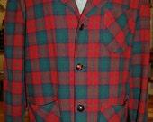 Chippewa Woolen Mills Wool Jacket