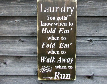 Funny Laundry Signs Amazing Funny Laundry Sign Household Chores Sign Dinner Sign Crackle Design Ideas