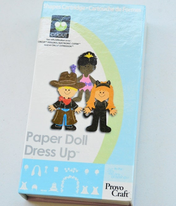 cricut paper doll dress up Cricut cartridge buy, sell and trade has 5,553 members a place to buy, sell or trade your cricut cartridges and cricut related product buy and.
