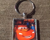 Photo Key Chain - Wedding Favor, Wedding Gift, Mother's Day Jewelry