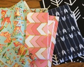 Canvas Twill Fabric Scrap Pack, Fabric Scraps, Fabric Remnants, Cotton Fabric Remnants, Designer and Custom Cotton Fabric Scrap