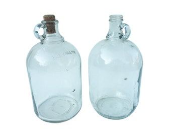 Set of Vintage Gallon Jugs