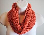 mango crochet infinity scarf