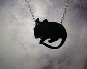 Shy and Mousey Necklace