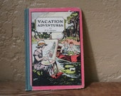 Children's Picture Book - Vacation Adventures
