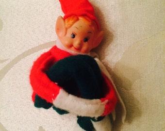 Christmas Holiday Pixie Elf Knee Hugger