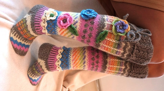 You searched for: knit knee socks! Etsy is the home to thousands of handmade, vintage, and one-of-a-kind products and gifts related to your search. No matter what you're looking for or where you are in the world, our global marketplace of sellers can help you find unique and affordable options. Let's get started!