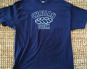 Challah Back Men's XL Shirt