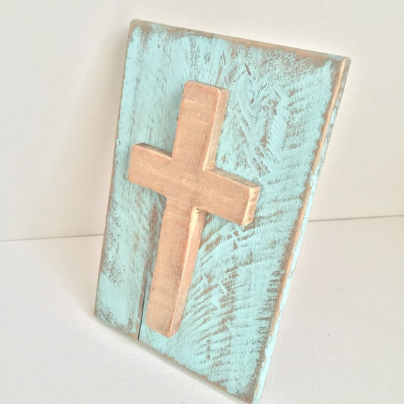 Home Decor Hostess Gifts: Wood Cross Home Decor Hostess Gift By Shoponelove On Etsy