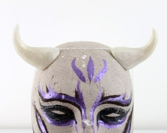 Pearl Demon Horns