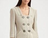 Cardigan knit.Hand knit cardigan, knit cardigan, Sweater, Women's sweater, Hand Knit Sweater.