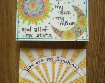 Unique Hand Made Cards