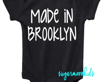 NEW* Made in Brooklyn Baby
