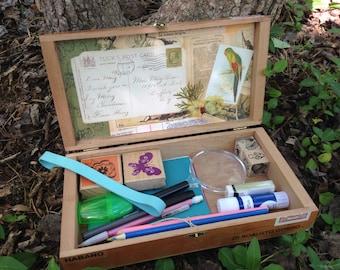 Nature Journaling Box