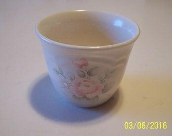 Pfaltzgraff Tearose Custard Cup